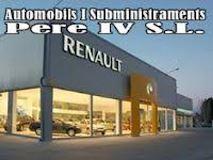 RENAULT-DACIA AUTOMOBILS I SUBMINISTRAMENTS PERE IV S.L.